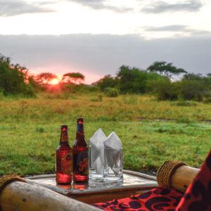 Africa Safari Serengeti Ikoma