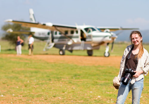 Fly-in & Drive round trip<br>Northern Tanzania