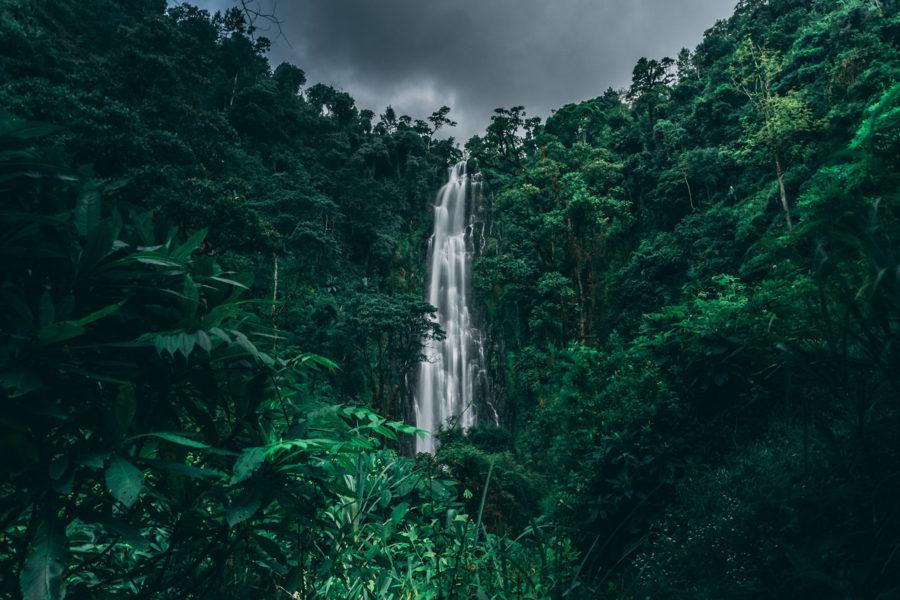 Materuni Waterfall – Non P&W vehicle