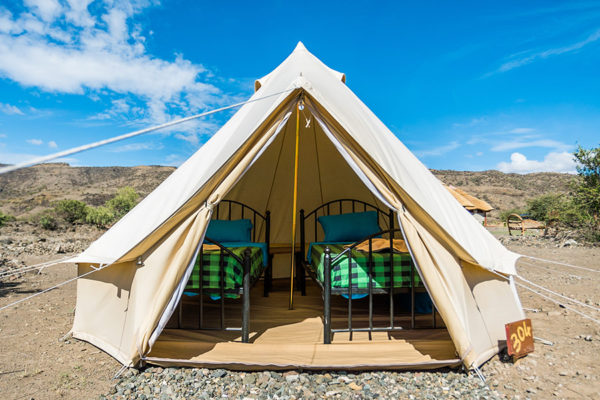 Africa Safari Lake Natron Accommodation