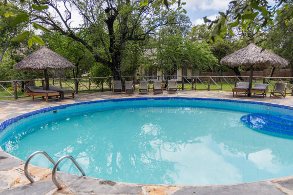 Africa Safari Selous Accommodation