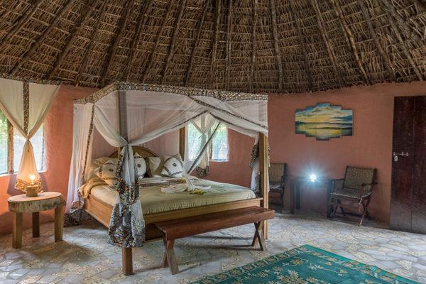 Africa Safari Selous Alloggio