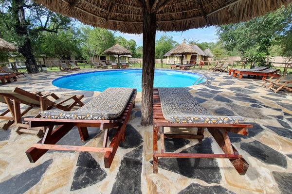 Africa Safari Selous