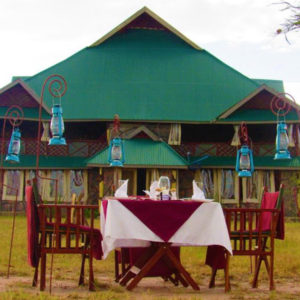 Africa Safari Serengeti Ikoma Accommodation